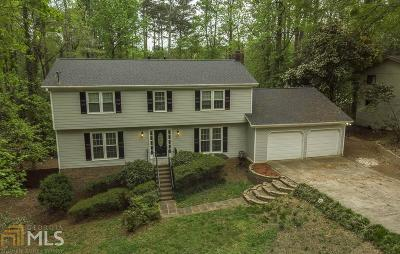 Lilburn Single Family Home Under Contract: 4728 SW Saint Moritz Dr