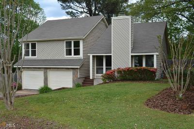 Stone Mountain Single Family Home Under Contract: 1626 Golf Overlook