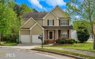Snellville Single Family Home New: 2161 Poplar Grove Ct