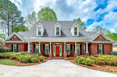 McDonough Single Family Home For Sale: 129 Royal Burgess Way