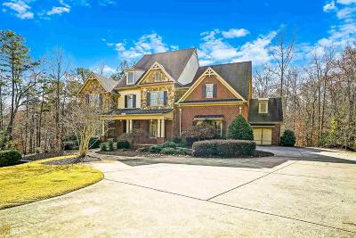 Roswell Single Family Home New: 1400 Cashiers