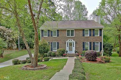 Peachtree City Single Family Home New: 129 Wickerhill