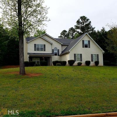 Covington Single Family Home New: 195 Aspen Forest Dr
