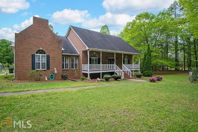 Monroe Single Family Home New: 1921 Dry Pond Rd