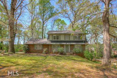 Lithonia Single Family Home For Sale: 3781 Woodyhill Dr