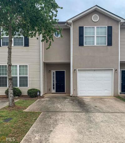 Clayton County Condo/Townhouse Under Contract: 2282 Nicole Dr