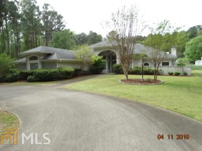 Fayetteville Single Family Home Under Contract: 120 Melanie Cir