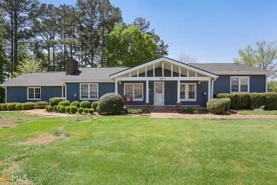 Acworth Single Family Home New: 5811 Priest Rd