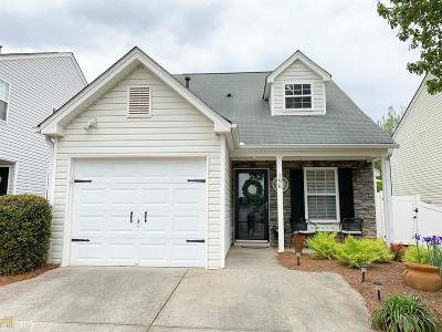Canton Single Family Home Under Contract: 196 Ilex