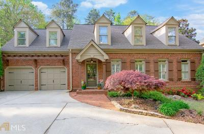 Single Family Home Under Contract: 4001 Amberfield Cir