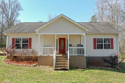 Franklin County Single Family Home For Sale: 347 Davis School