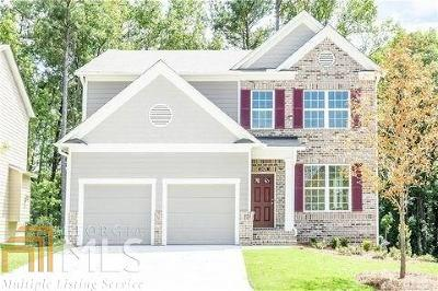 Austell Single Family Home New: 2041 Chesley Dr