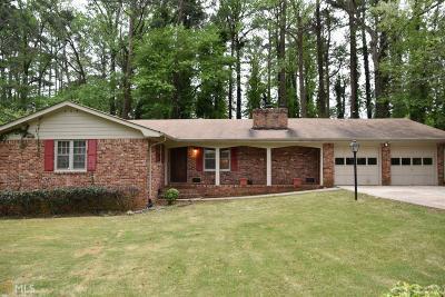 Stone Mountain Single Family Home New: 4435 Cedar Park