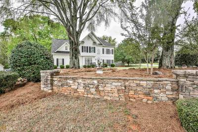 Conyers Single Family Home Under Contract: 1001 Falls Brooke Dr