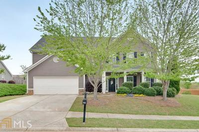 Braselton Single Family Home New: 1368 New Liberty Way
