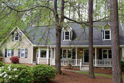 Fayetteville Single Family Home Under Contract: 115 Timberlane Dr
