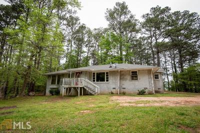 Newton County Single Family Home New: 1569 Airport Rd