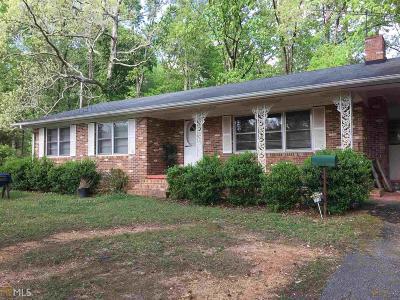 Covington Single Family Home New: 11093 Highway 36