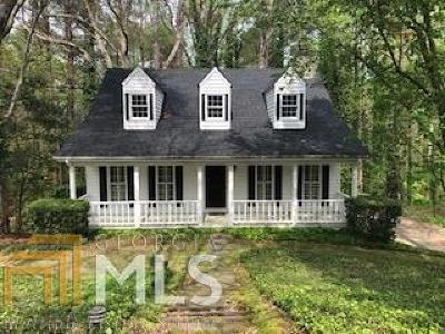 Roswell Single Family Home New: 120 Foal Dr