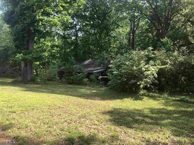 Acworth Single Family Home For Sale: 2498 Baker Rd