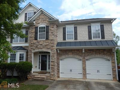 Douglasville Single Family Home New: 3460 Anna Ruby Ln