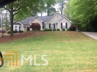Monroe Single Family Home Under Contract: 409 Spring Pl