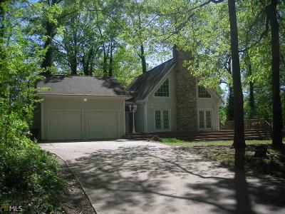 Clayton County Single Family Home Under Contract: 3209 Jodeco Dr