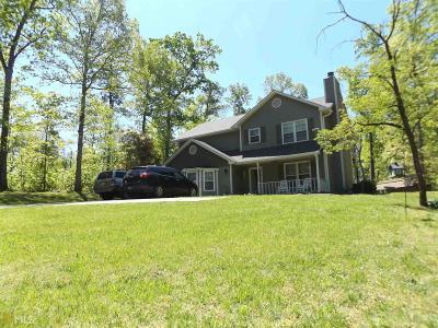 Habersham County Single Family Home New: 252 Chase Oaks