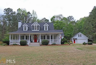 McDonough Single Family Home New: 2120 E Lake Road