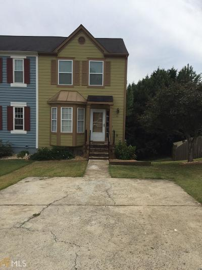 Marietta Rental New: 52 Barrignton Pl
