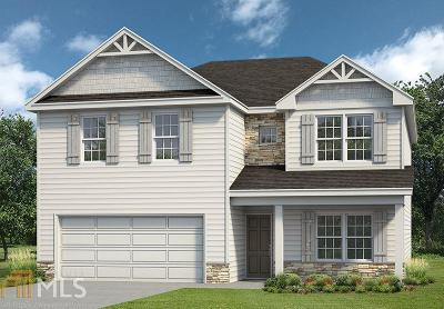 Newnan Single Family Home Under Contract: 22 Doolittle Ct #382