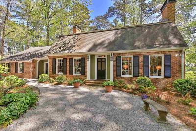 Atlanta Single Family Home New: 3939 Briarcliff