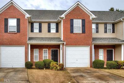 Cartersville Condo/Townhouse Under Contract: 60 Eagle Glen Dr