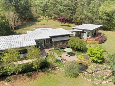Carroll County Single Family Home New: 593 Roy Morgan Rd