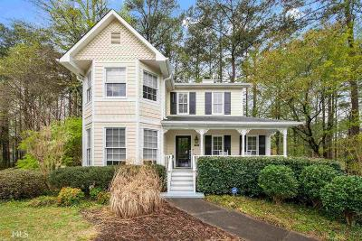 Marietta Single Family Home Under Contract: 3130 Milford Chase