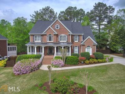 Marietta Single Family Home New: 2154 Unity Trl