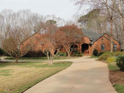 Troup County Single Family Home For Sale: 1017 Riverside Dr