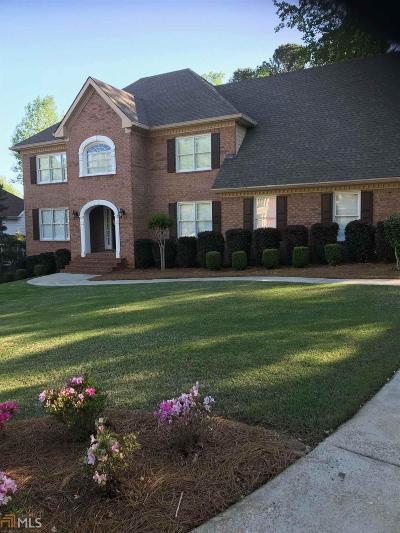 Stone Mountain Single Family Home Under Contract: 1820 Oak Branch Way