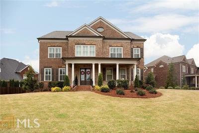 Canton Single Family Home New: 103 Brightmoor