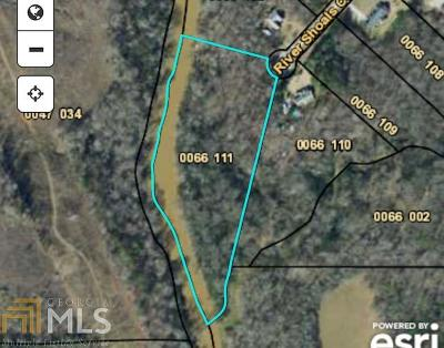 Covington Residential Lots & Land New: River Shoals Ct