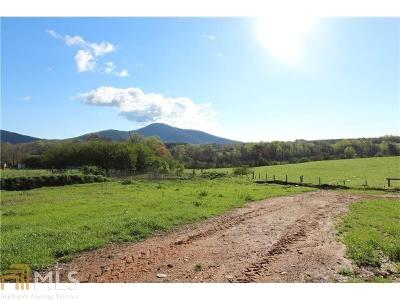 Lumpkin County Farm For Sale: 3587 Post White Hill Rd