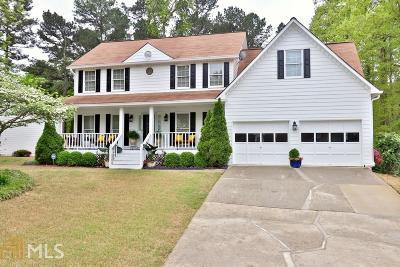 Snellville Single Family Home New: 3383 Woodlaurel Dr