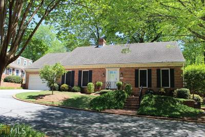 Decatur Single Family Home New: 1822 Bedfordshire Dr