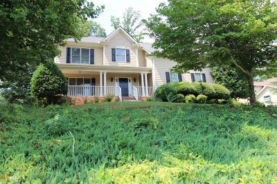 Powder Springs Single Family Home New: 5478 Amity Cv