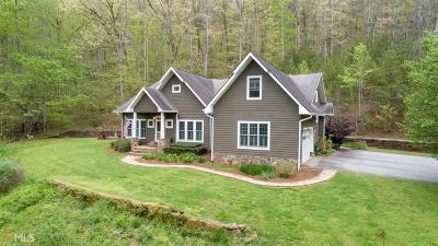 Rabun County Single Family Home For Sale: 397 Standing Rock Ln