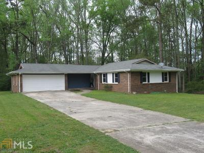 Lithia Springs Single Family Home New: 2945 Windsor Dr