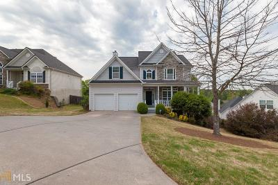 Acworth Single Family Home New: 310 Victory Commons Overlook