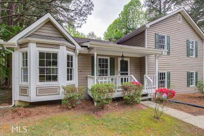 Suwanee Single Family Home Under Contract: 408 Arbour Run