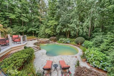 Alpharetta GA Single Family Home New: $950,000