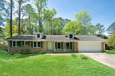 Stone Mountain Single Family Home New: 1707 Fremont Dr